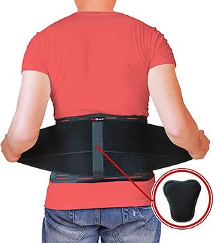 AidBrace Back Brace Support Belt