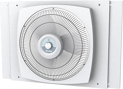 Comfort Zone CZ319WT 9-inch Twin Window Fan