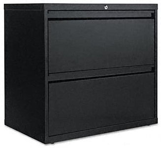 Alera 30 by 19-14 by 29-Inch 2-Drawer Lateral File Cabinet