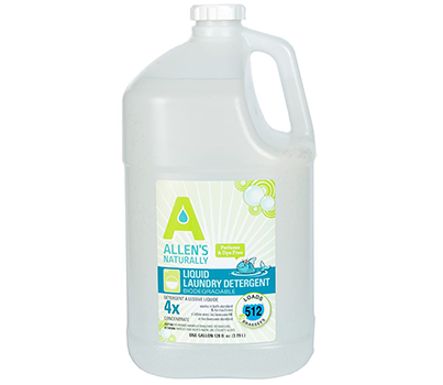 Allens Naturally Liquid Soap Laundry Detergent