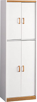 Ameriwood Home Deluxe 72 Kitchen Pantry Cabinet