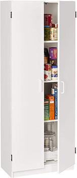 Ameriwood Home System Build Flynn Wooden Storage Cabinet
