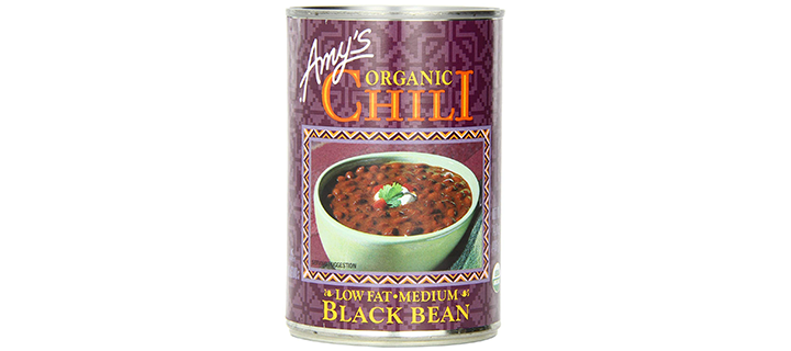 Amy's Organic Black Bean Chili
