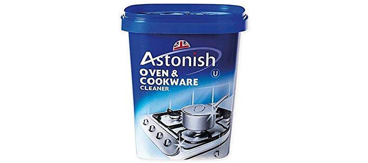 Astonish Oven Cleaner and Grill Cleaner