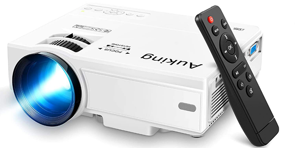 AuKing Mini Projector 2019