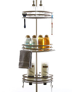 BINO Corner Shower Caddy