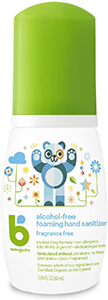 Babyganics Alcohol-Free Foaming Hand Sanitizer