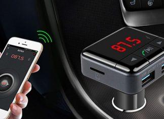 Best Bluetooth FM Transmitters