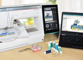 Best Embroidery Machine