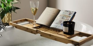 Best Wooden Bath Tray