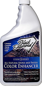 Black Diamond Stoneworks Color Enhancer Sealer
