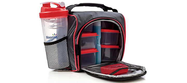Fitness Innovator Mini Stealth, Meal Prep Bag