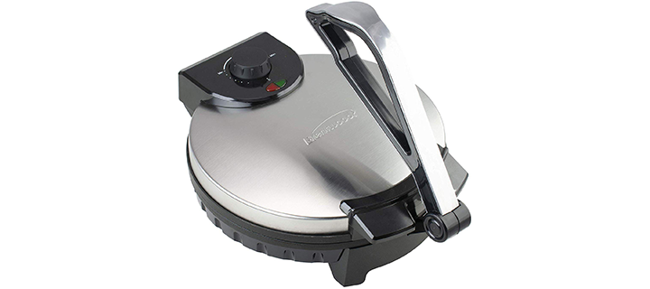 Brentwood-TS-129-Non-Stick-Electric-Tortilla-Maker