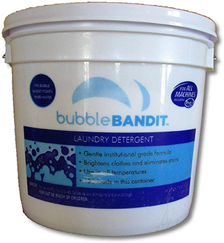 Bubble Bandit Laundry Detergent