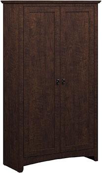 Bush Furniture Buena Vista Tall Storage Cabinet