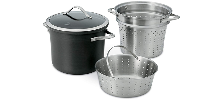 Calphalon Contemporary Pasta Pot Set