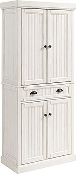 Crosley Furniture Seaside Kitchen Pantry Cabinet
