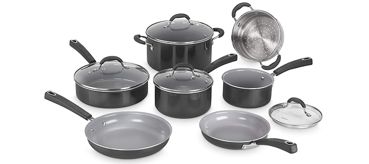 Cuisinart Advantage Ceramica XT Cookware Set