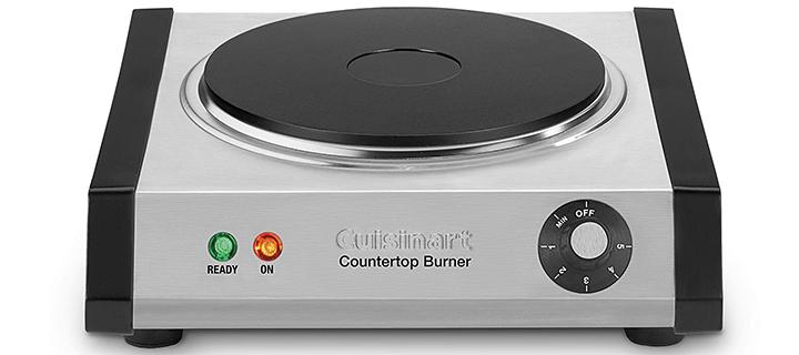 Cuisinart CB-30 Cast-Iron Single Burner