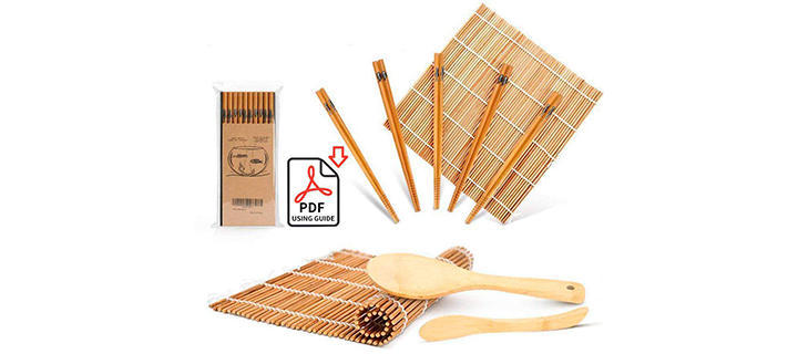 Delamu Sushi Making Kit