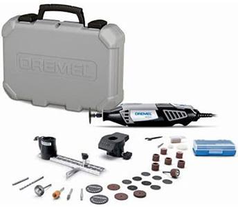Dremel 4000-2 30 120-Volt Variable Speed Rotary Tool Kit