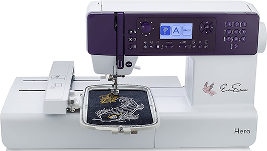 EverSewn Hero 400-Stitch Computerized Sewing Machine