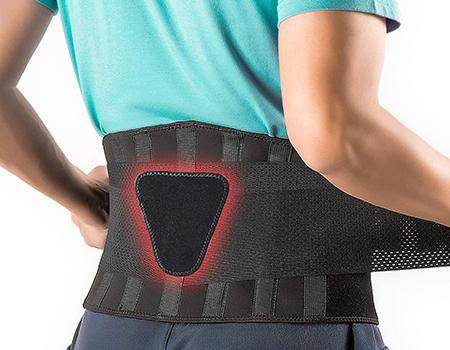 FEATOL Back Brace Support Belt