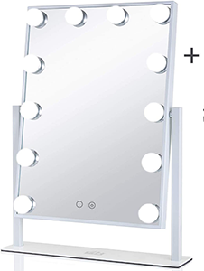 GeekHouse Lighted Vanity Mirror