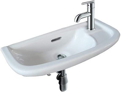 Fine Fixtures 19 Wall Mount Bathroom Sink
