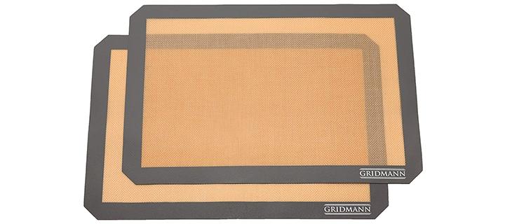 GRIDMANN Pro Silicone Baking Mat