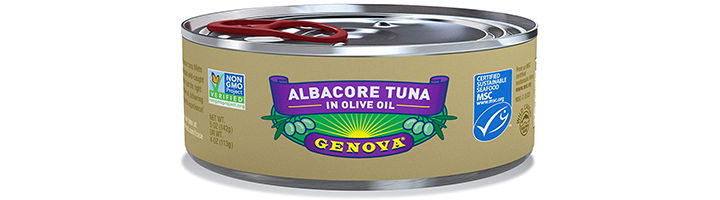 Genova Albacore Tuna