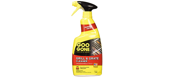 Goo Gone Grill and Grate Cleaner