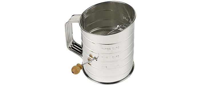 Good Cook Sifter 3-Cup Tin