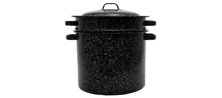 Granite Ware Pasta Pot