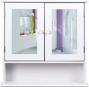 HOMFA Bathroom Medicine Cabinet