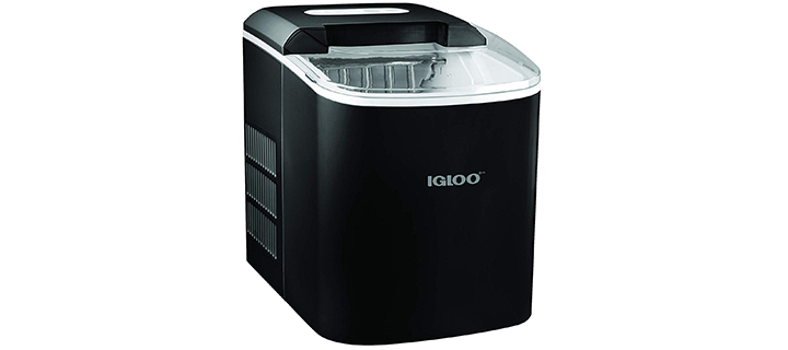 Igloo 26-Pound Portable Automatic Ice Cube Maker