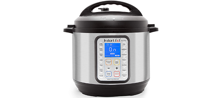 Instant Pot 9-in-1 Multi-Use Programmable Pressure Cooker