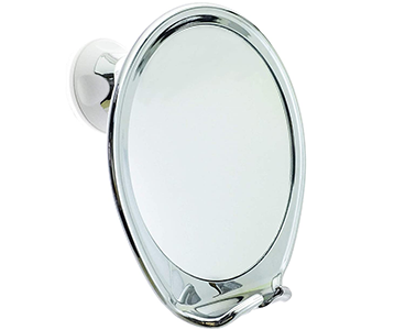 The Shave Well Company Fogless Mirror