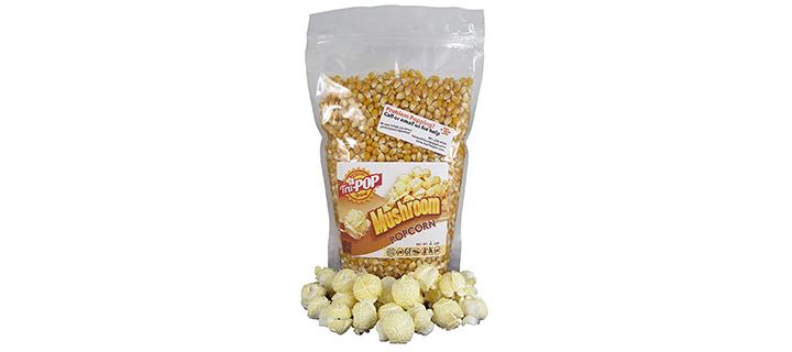 Just Poppin Mushroom Popcorn Kernels