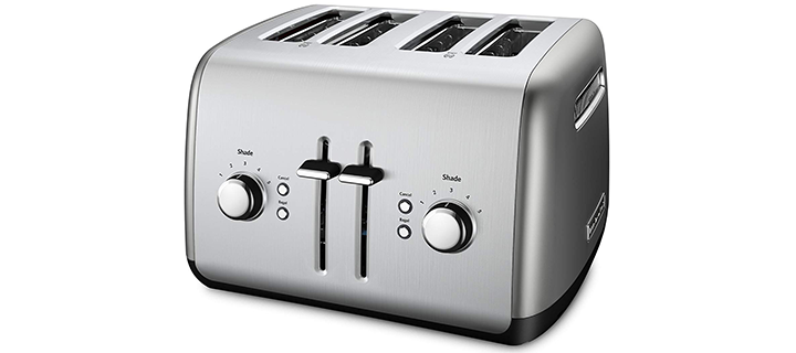 KitchenAid Kmt4115cu 4-Slice Toaster