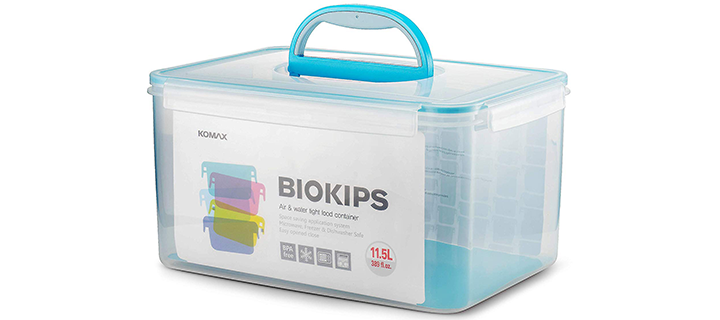 Komax Biokips Extra Large Food Storage Container