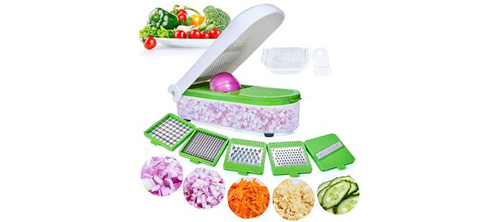 LHS Vegetable Chopper and Slicer