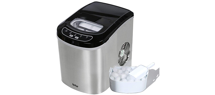Linsion Portable Ice Maker Machine