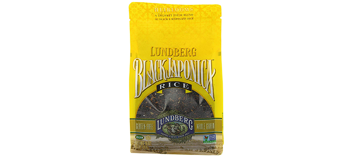 Lundberg Black Japonica Rice