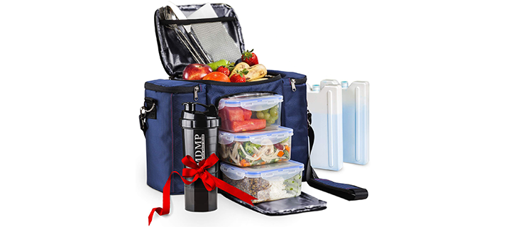 MDMP Meal Prep Lunch Bag
