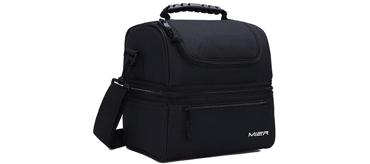 MIER Adult Lunch Box Insulated Lunch Bag