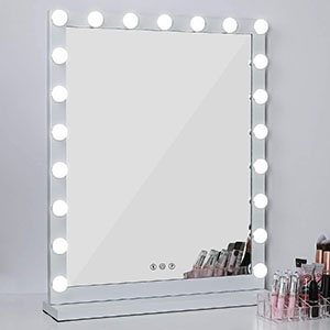MRah Lighted Makeup Vanity Mirror