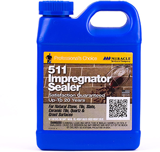 Miracle Sealants Impregnator Penetrating Sealers