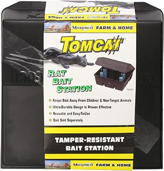 Motomco Tomcat Rat Display Bait