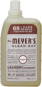 Mrs Meyer's Laundry Detergent